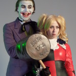 Cosplay Joker & Harley