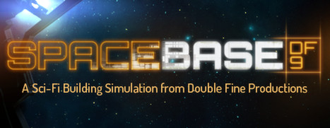 Spacebase DF-9 From Double Fine Productions