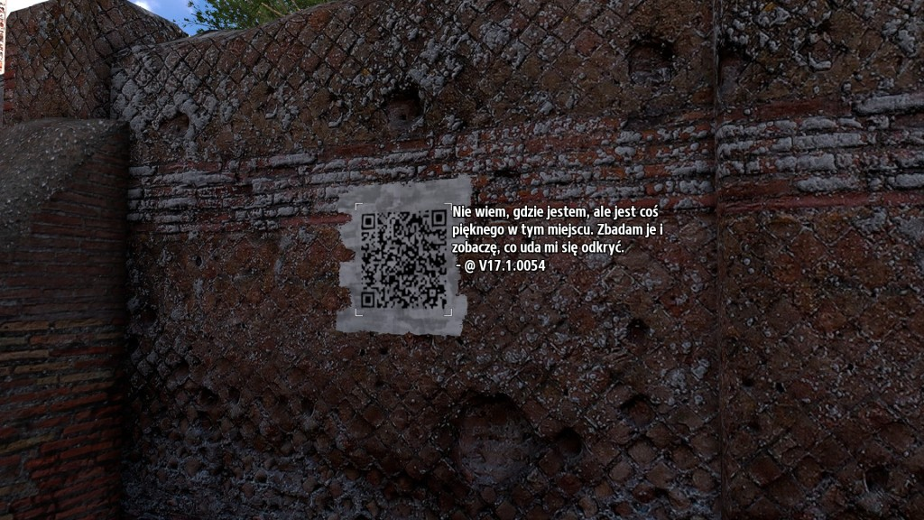 The Talos Principle  - kod QR